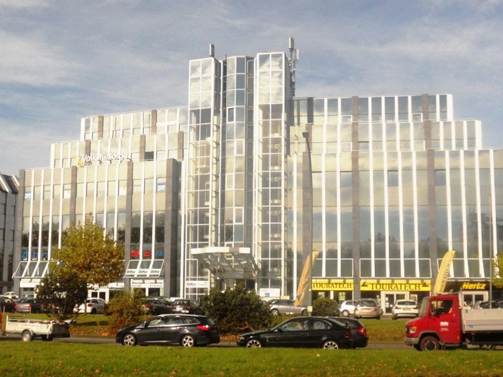 Bürocenter Nähe Innenstadt - 5.000 qm vermietbare Top-Bürofläche