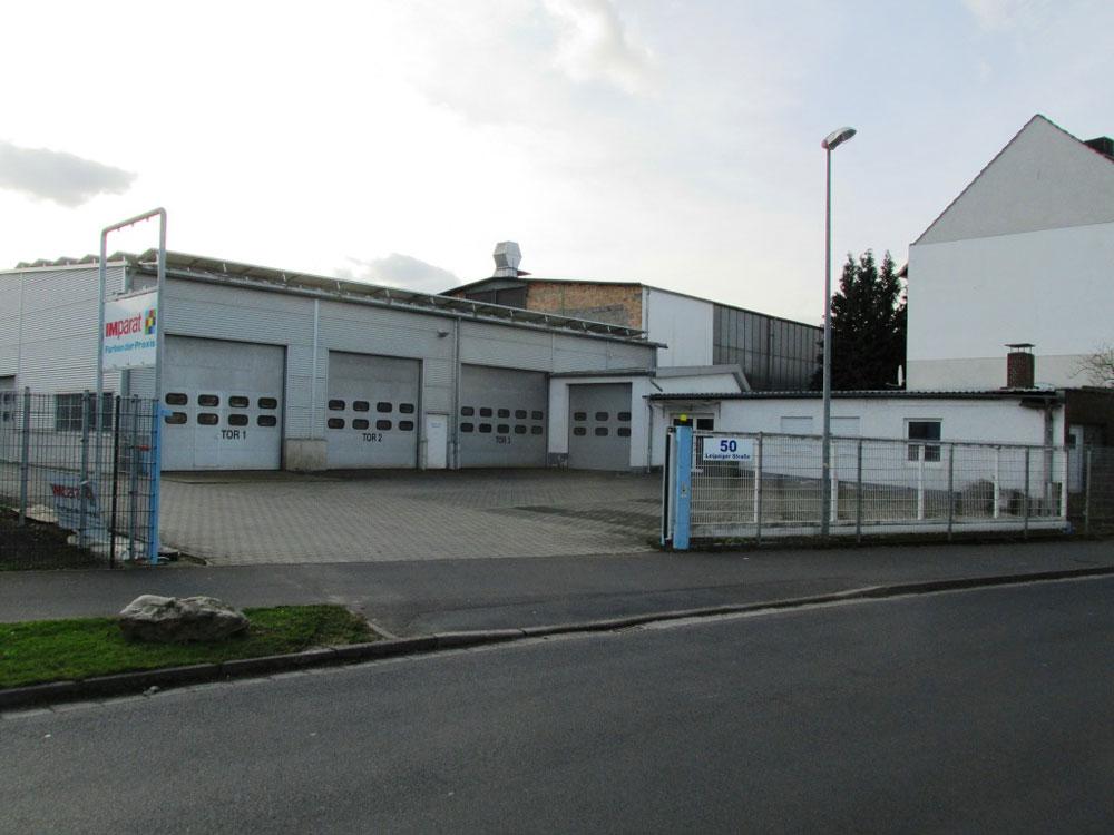 Gewerbeliegenschaft mit ca. 450 m² Gesamtfläche in 34260 Kaufungen