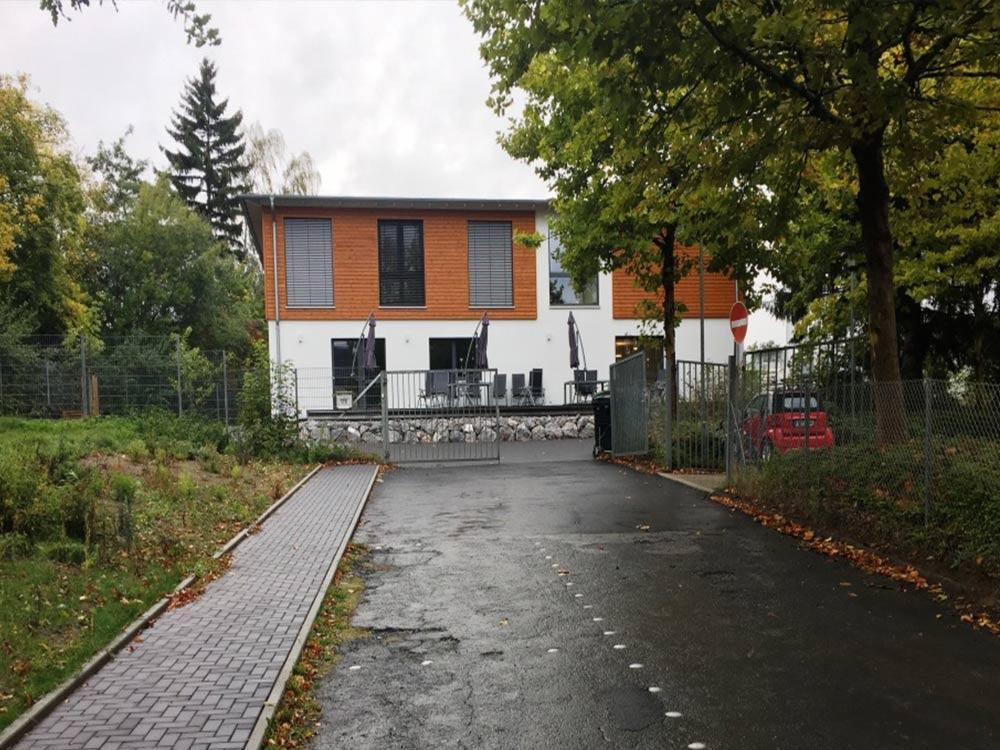 Referenz Büro, Praxis, Wohngebäude